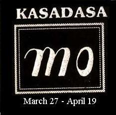 Mangsa  Kasadasa (27 Maret – 19 April
