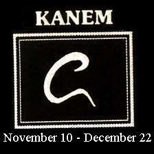 Mangsa Kanem (10 Nopember – 22 Desember).