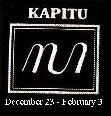 Mangsa  Kapitu (23 Desember - 3 Pebruari)