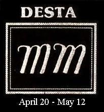 """Mangsa """"Desta"""" (20 April – 12 Mei)."""