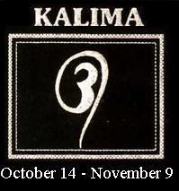 Mangsa Kalima  (14 Oktober – 9 Nopember).